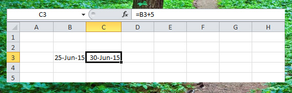 Date functions add subtract
