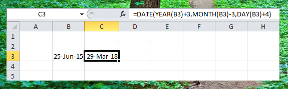 Date Functions
