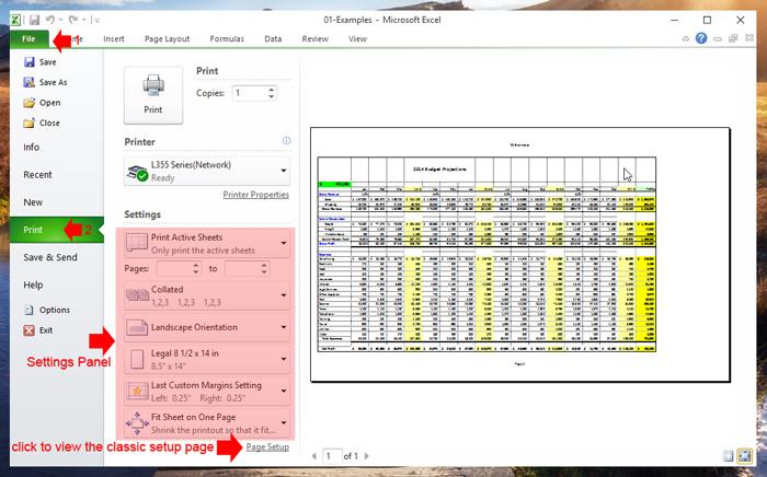 Printing-Sheet-Excel-2010